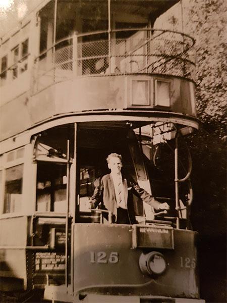 Fred-tram