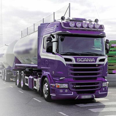 gepensioneerde vrachtwagenchauffeur