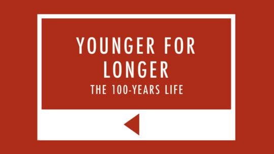 Levensduur gaat niet alleen over ouder worden, het gaat erom langer jonger te zijn.